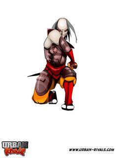 Leader Ashigaru level3