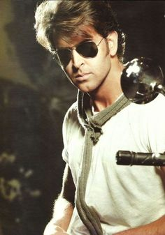 "Hrithik Roshan - I think Bollywood ""cool"" got stuck in the 80's"