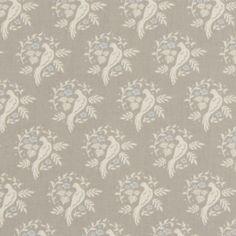Tilda Bird 1 - beige - Nature - Cotton Prints Animals - Decorator Fabrics Animals - Tilda Fabrics - myfabrics.co.uk