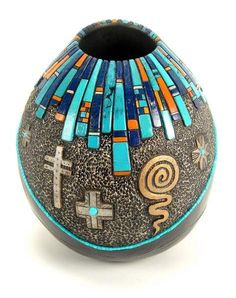 Gourd Art Embellishments and Beads: