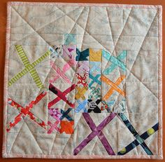 Landmarks-She Can Quilt blog