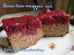 Almás-diós-meggyes süti (paleo) Meatloaf, Dios