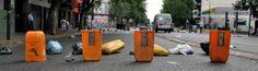 #CortesDeLuz: Protestas de vecinos por la falta de suministro eléctrico.