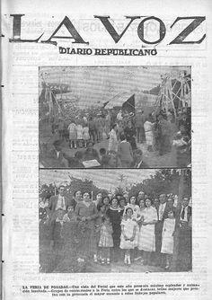 1933 Feria de Posadas (Córdoba)
