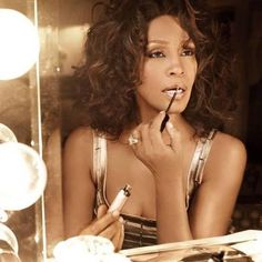 Never Before Seen Whitney Pictures ... in Classic Whitney ...