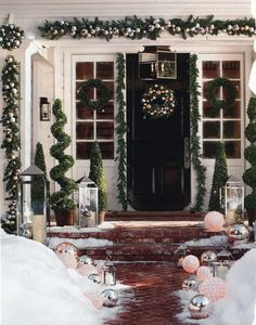 Christmas Topiary | Pottery Barn