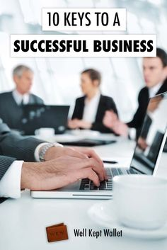 10 Keys to a Successful Business
