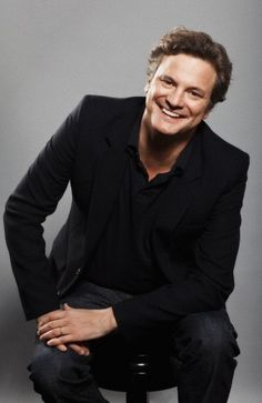 Colin Firth, one of my favourites.