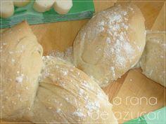 La rana de azúcar: Pan de espiga by Lorraine Pascale