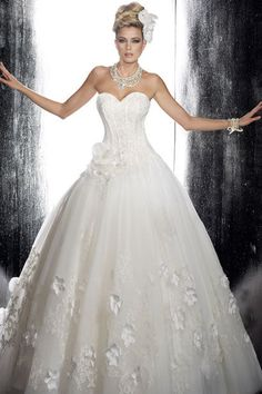 Mori Lee 1667 Dress - MissesDressy.com | Wedding Ideas | Pinterest ...