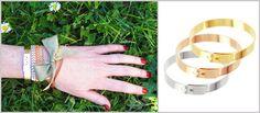 Le bracelet cadenas est arrivé ! Ce bracelet réglable et personnalisable est disponible en doré, doré rose et rhodié ! Retrouvez les ici >>> http://www.perlesandco.com/Bracelets_en_metal_Autres_bracelets-c-2627_30_322_2091_2555.html