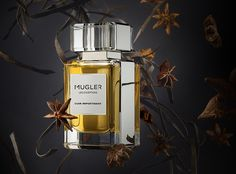 THIERRY MUGLER LES EXCEPTIONS CUIR IMPERTINENT  perfumer: Jean-Christophe Herault -  top notes: star anise middle notes: tobacco base notes: leather, amber