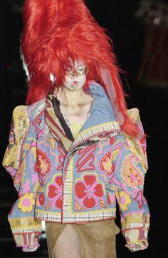 johngallianolesincroyables:  John Galliano for Christian Dior Spring Summer 2002 Haute Couture