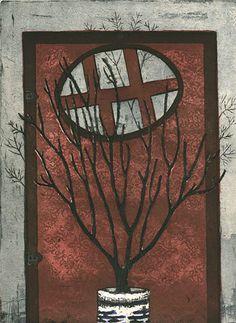 Kirsi Neuvonen, A rusty iron gate 2d Art, Water Lilies, Helsinki, Iron, Clouds, Frame, Painting, Graphics, Artists