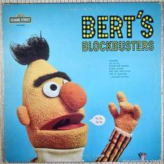 Bert – Bert's Blockbusters