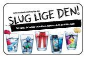 Vi har lavet Facebook Kampagne: SLUG LIGE DEN. En kampagne der sikrer rent vand i hanerne.