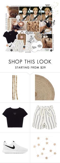 """""""Don't you love me like I love you?"""" by delicatekissestoloki ❤ liked on Polyvore featuring Crate and Barrel, Serena & Lily, GET LOST, Fjällräven, Topshop, NIKE, SHAN, Hai and taengoosfallpumpkins"""