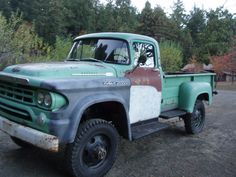 1959 Dodge W300 Power Wagon