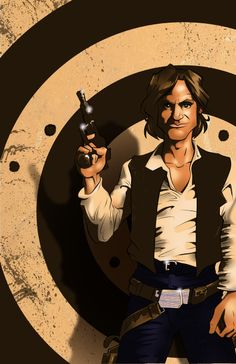 Han Solo - JoeyvegasICS