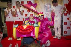 El concurso de disfraces organizado por RÍO Shopping hace participar a más de 2.000 personas