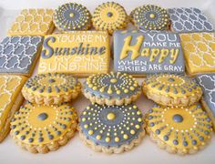 .Oh Sugar Events: You Are My Sunshine