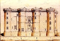 bastille prison french revolution