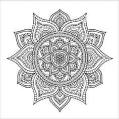 Mandala Back Pieces Irezumi Tattoos Mandala back pieces ; back pieces tattoo, back p Doodle Art Drawing, Mandala Drawing, Art Drawings, Drawing Ideas, Star Coloring Pages, Mandala Coloring Pages, Coloring Tips, Coloring Book, Adult Coloring