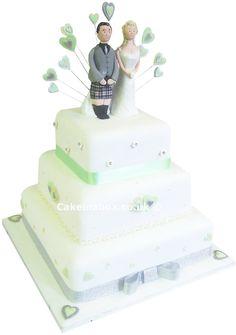 The Grosseto Wedding Cake