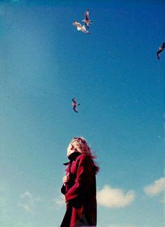 Romola Garai by Kristin Vicari