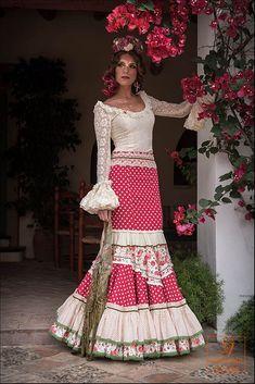 Colección moda flamenca 2016 - Jaleo