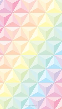 Reminds me of epcot rainbow wallpaper, iphone wallpaper geometric, phone wallpaper pastel, pattern Geometric Wallpaper Iphone, Rainbow Wallpaper, Colorful Wallpaper, Phone Backgrounds, Wallpaper Backgrounds, Iphone Wallpapers, Wallpaper Ideas, Wallpaper Fofos, Design Floral