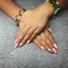 #creamnails #nails #semilac