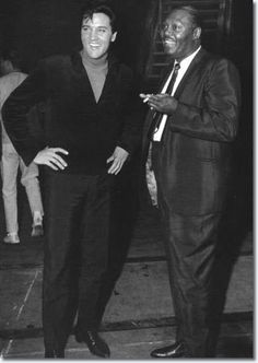Elvis and Junior Parker