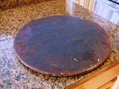 An American Housewife: How to Clean Pampered Chef Stoneware (Pizza Stones)