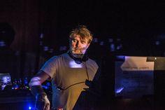 James murphy en el Sónar 2014