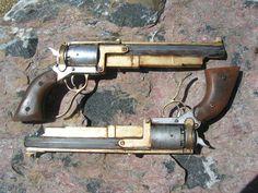 bio shock infinite hand cannon by ~faustus70 on deviantART My Favorite Weapon From Bioshock Infinite :)