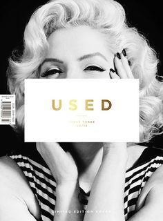 USED Magazine SS2012