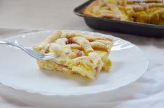 Gluten Free:Crostata Crema ( senza Lattosio ) e Lamponi | Peccati di Dolcezze