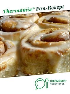 Zimtschnecken (Cinnamon Rolls) Cinnamon Rolls by A Thermomix ® recipe from the category baking sweet on www.de, the Thermomix ® Community. Apple Recipes, Crockpot Recipes, Baking Recipes, Cake Recipes, Lasagna Recipes, Chili Recipes, Drink Recipes, Cinnamon Apples, Cinnamon Rolls