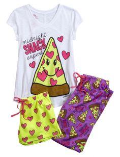 Midnight Snack Pajama Set