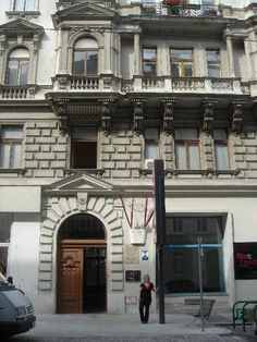 Freud House and Museum, Vienna, Austria