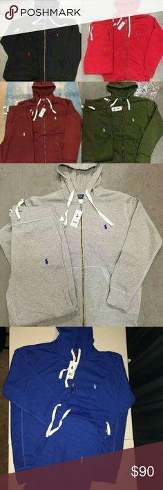 Sweatsuits Polo Ralph Lauren Shirts Sweatshirts & Hoodies