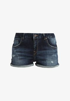 LTB JUDIE - Jeans Shorts - leira wash - Zalando.at School Outfits, Denim Shorts, Clothes, Women, Fashion, Women Shorts, Shorts, Outfits, Moda