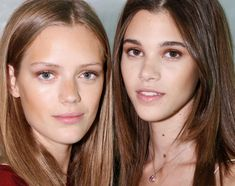 Spring 2015 Beauty Trends from New York Fashion Week
