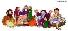 Bartimaeus bible character study