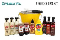 great giveaway from Greedy Gourmet ending soon! http://www.greedygourmet.com/giveaways/giveaway-96-frenchs-bbq-kit/comment-page-7/#comment-140000