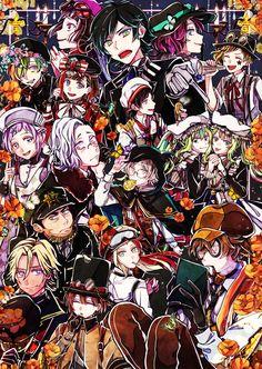 Twitter Manga Art, Manga Anime, Anime Art, The Wolf Game, Werewolf Games, Fanart, Japanese Games, Rpg Horror Games, Reborn Katekyo Hitman