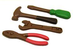 Creative Chocolates of Vermont, Inc. - Chocolate Construction Tools {HAVE}