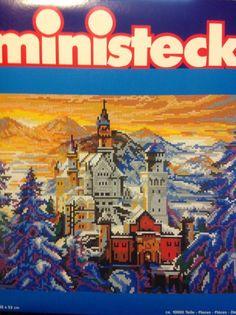 Ministeck Creativ Set 31832 Neuschwanstein Castle