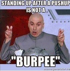From knee push-ups to AMRAP #beastmode.